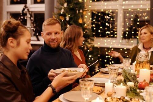 Adicción a la comida y Navidad