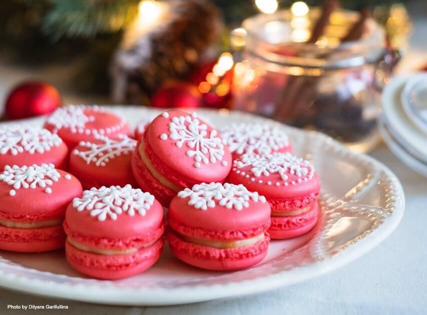 Adicción a la comida y Navidad es una combinación difïcil.