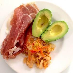 Desayuno para un adicto a la comida
